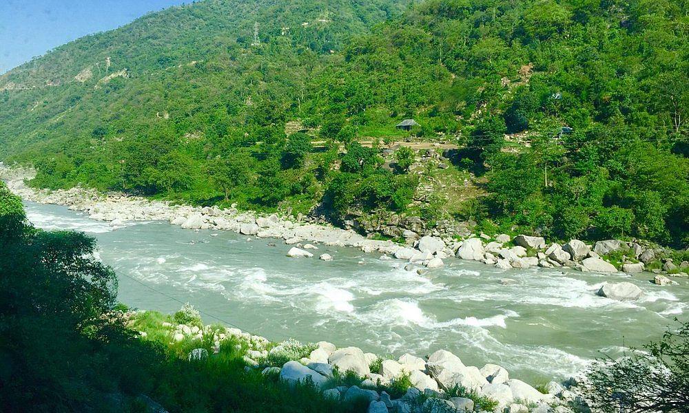 A view of Kullu in Himachal Pradesh