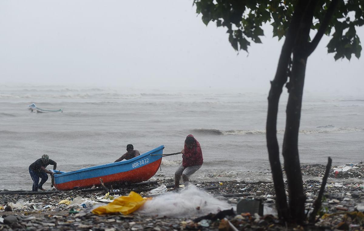 Mumbai: Fishermen bear brunt of storm too, many lose fishing boats