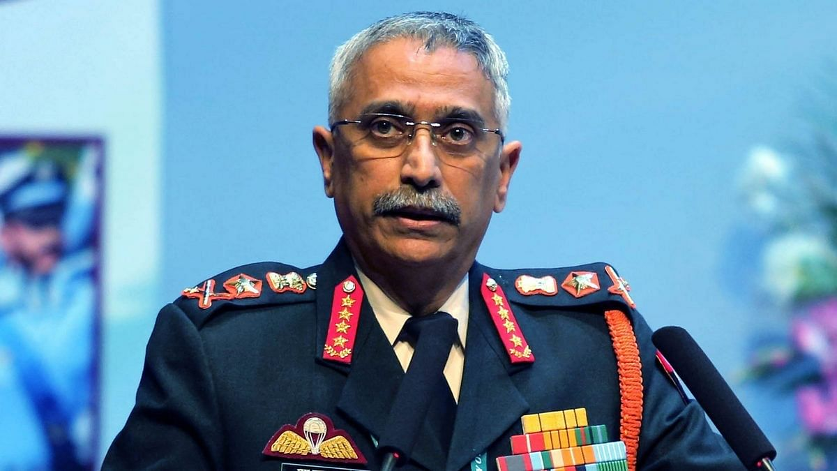 Some countries portrayed Quad as military alliance: Army Chief