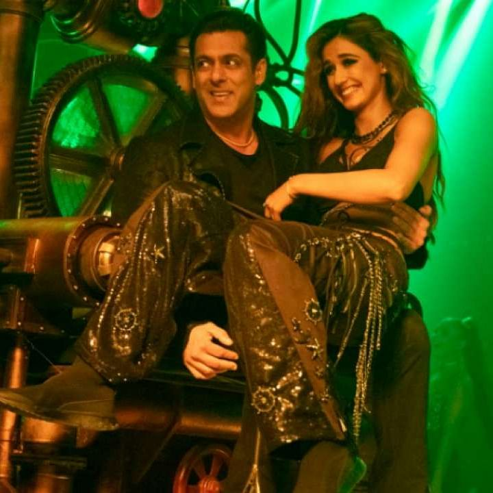 'We look to be of the same age': Salman Khan takes sly dig at trolls over age gap between him and Disha Patani