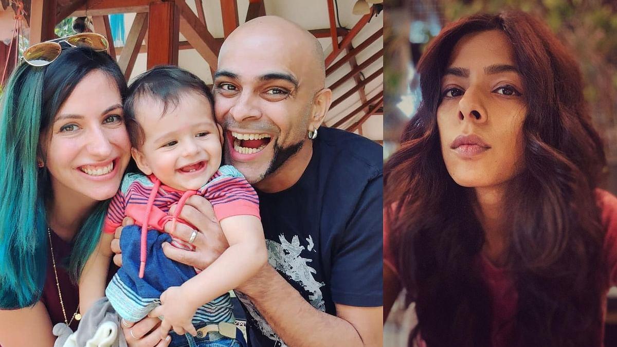 'Roadies' fame Raghu Ram asks ex-wife Sugandha Garg on her birthday if son Rhythm can call her 'aunty'