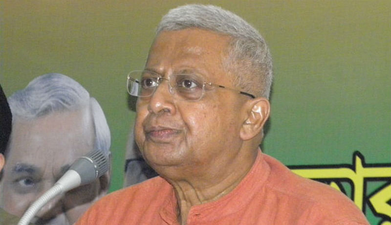 Tathagata Roy slams West Bengal BJP chief Dilip Ghosh over poll debacle