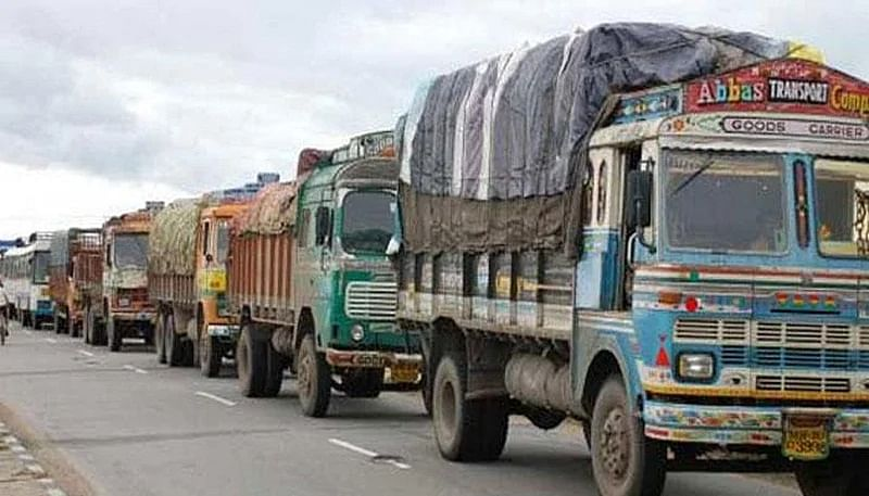 Madhya Pradesh: With businesses down by 70%, truckers want a relief package