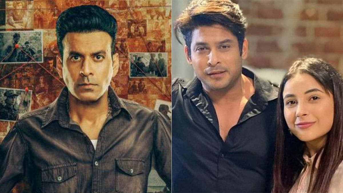 Shehnaaz Gill, Sidharth Shukla praise 'The Family Man 2' trailer; check out Manoj Bajpayee's epic reaction
