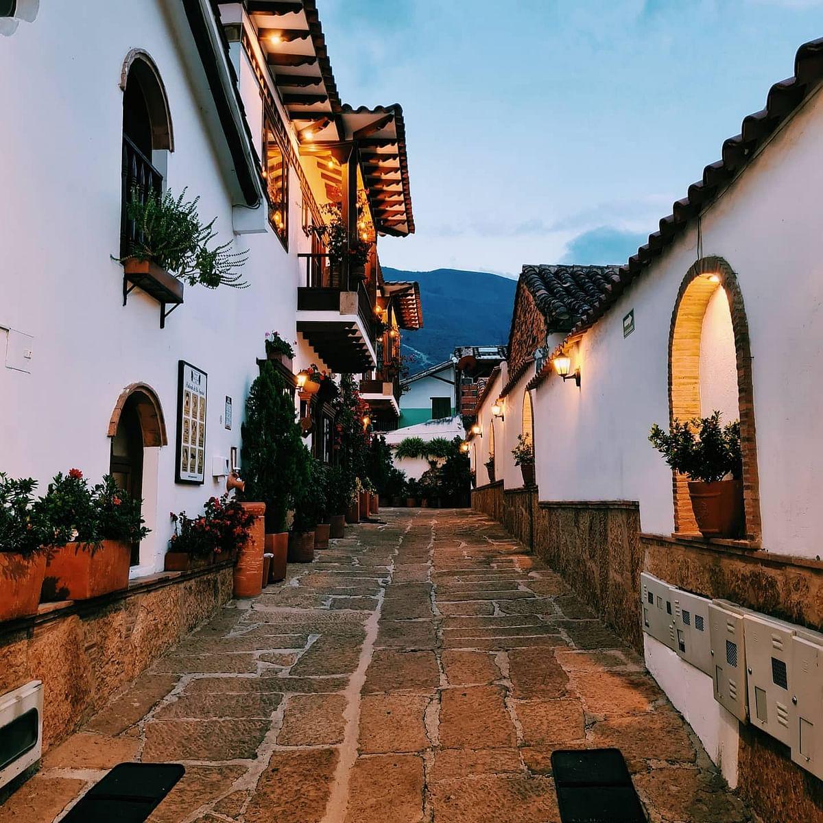 Streets of Villa De Levya