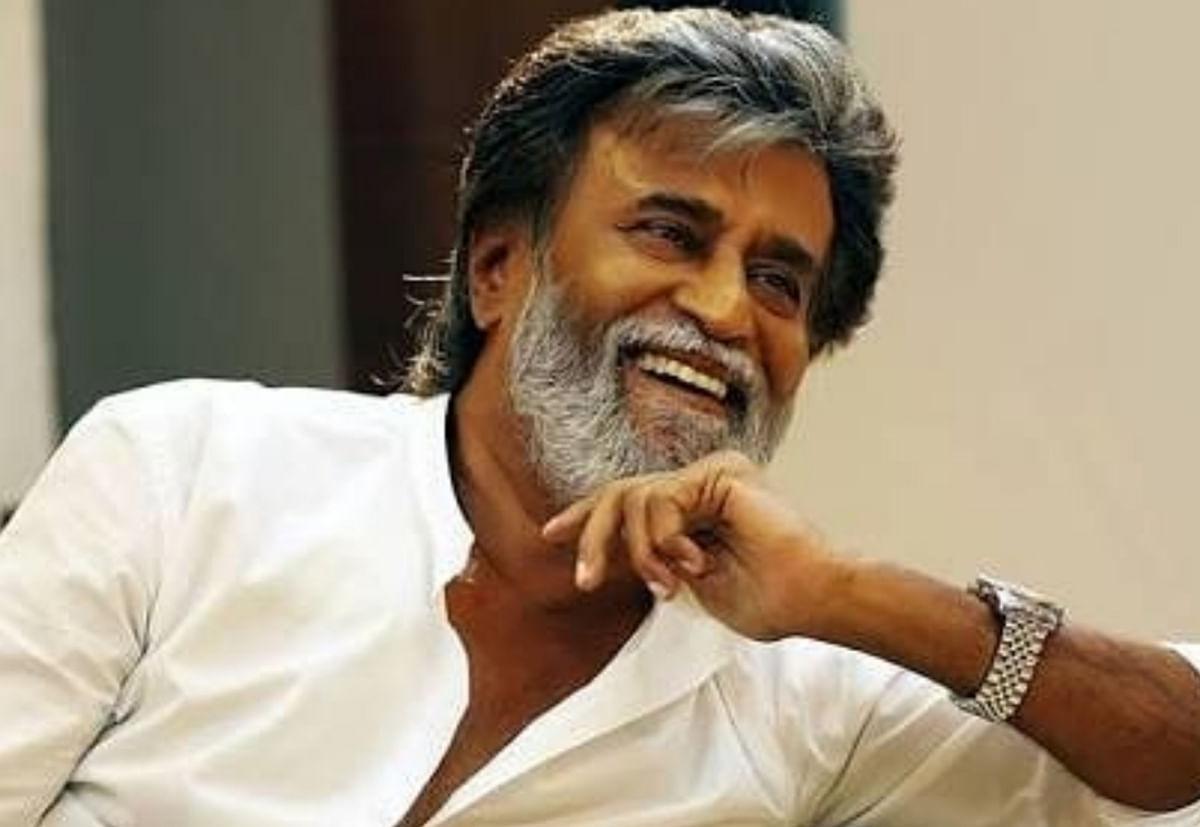 COVID-19: Actor Rajinikanth meets MK Stalin, donates Rs 50 lakh to Tamil Nadu CM Relief Fund
