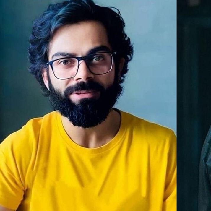 Netizens compare Virat Kohli's new look with the 'Professor' from 'Money Heist'