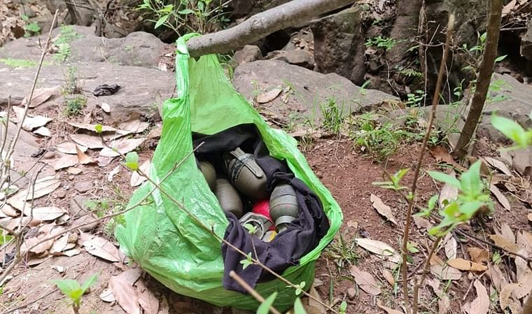 Security forces recover 19 grenades from Jammu and Kashmir's Poonch district