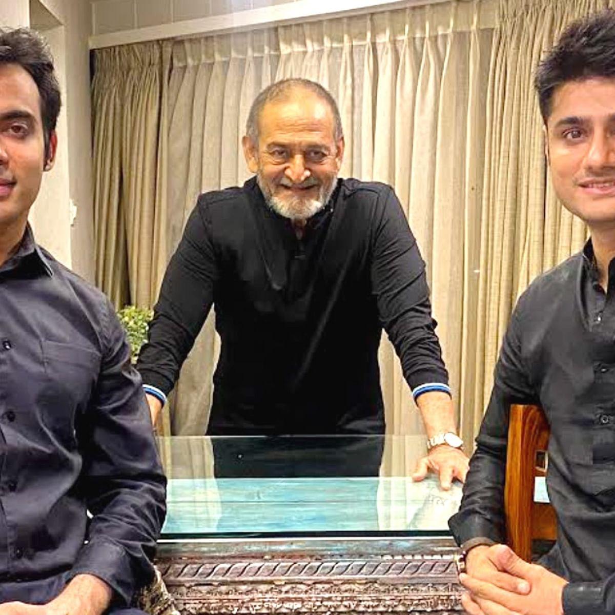 On Veer Savarkar's 138th birth anniversary, Sandeep Singh announces biopic; to be directed by Mahesh Manjrekar
