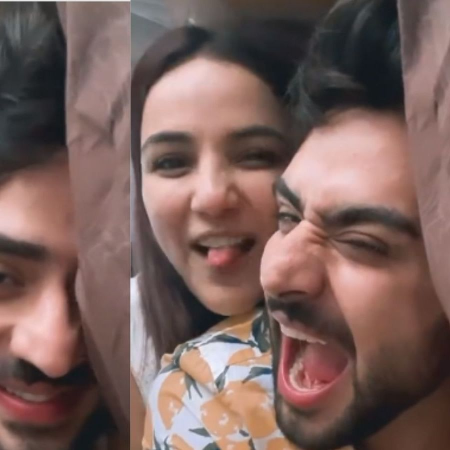 Aly Goni, Jasmin Bhasin give a new twist to Runaway challenge, Sonali Phogat finds it 'cute'
