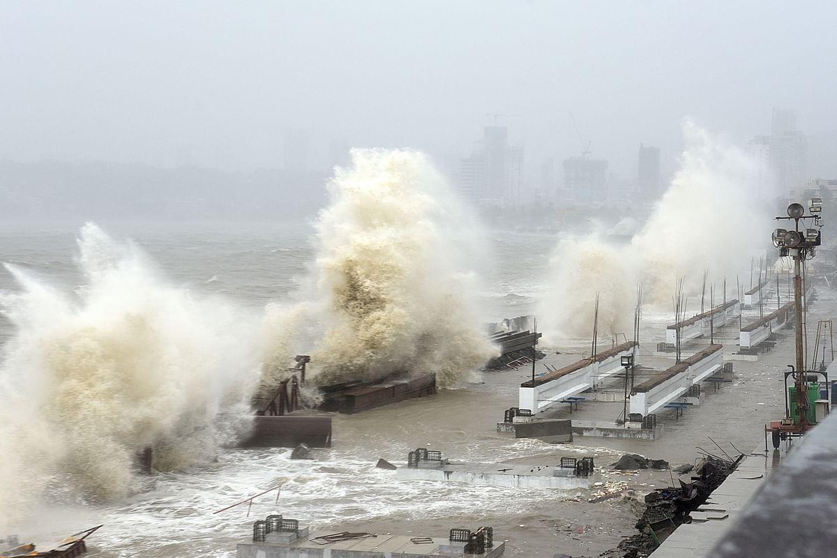 Tauktae cyclone: Over 55 flights cancelled at Mumbai airport