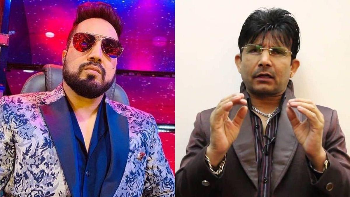 Mika Singh lashes out at 'gadha, chuha' KRK, says he'll slap him amid controversy with Salman Khan