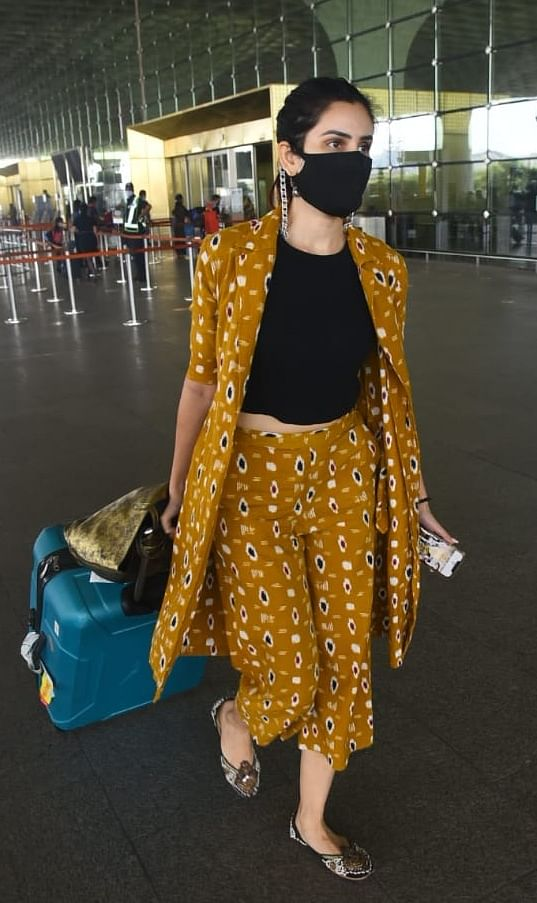 Up your fashion game with the co-ords trend; take cues from celebs like Tamannaah Bhatia, Nikki Tamboli, and others