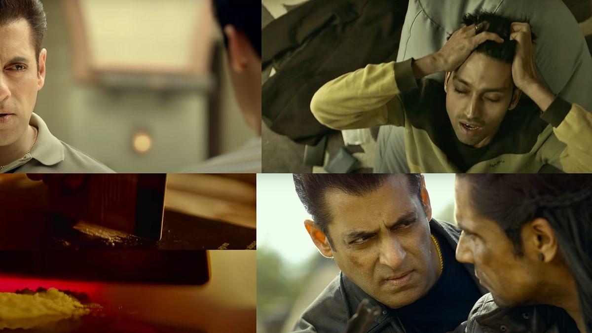 From young boys consuming drugs to 'Jai Maharashtra' dialogue, makers of Salman Khan's 'Radhe' voluntarily make 21 cuts