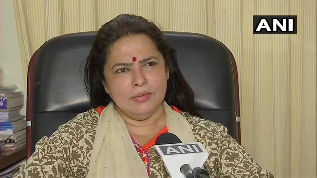 'No one can be stopped from daydreaming': BJP MP Meenakshi Lekhi as Opposition leaders assemble at Sharad Pawar's residence