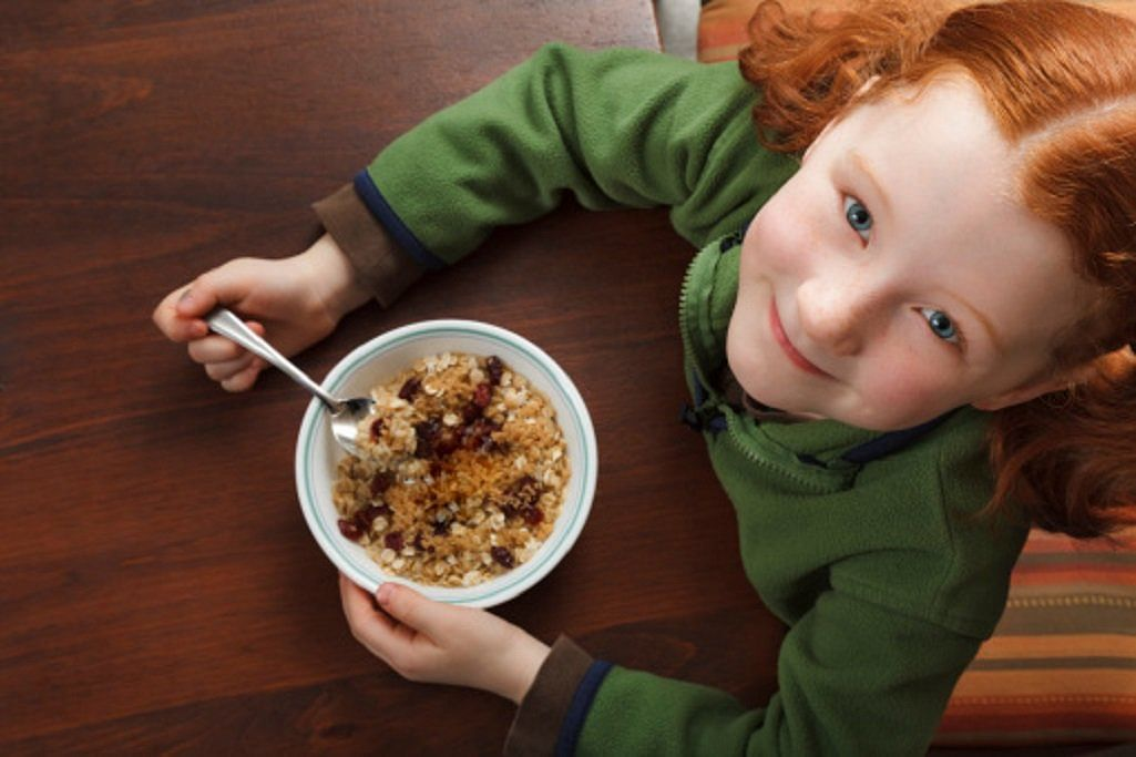 Six foods that can make your kids sharper