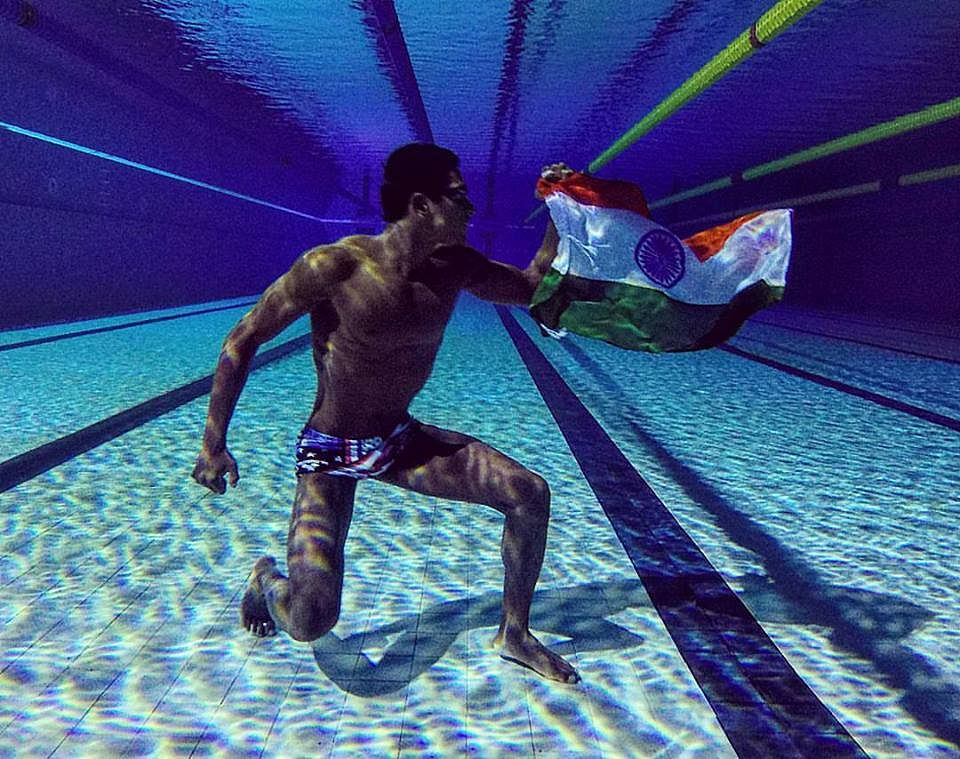 Tokyo 2020 - Interview: Read about the miraculous qualification of swimmer Sajan Prakash