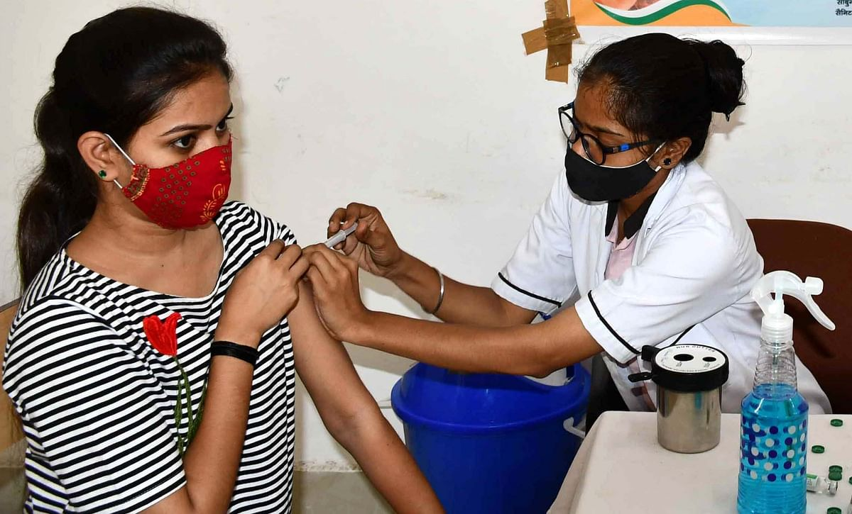 Madhya Pradesh again first in the country with 11.4L vaccinaiton