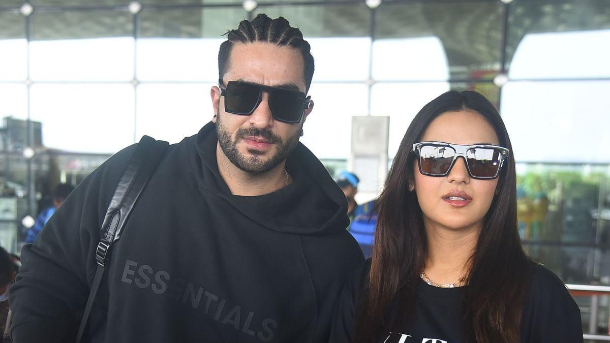 Aly Goni with Jasmin Bhasin