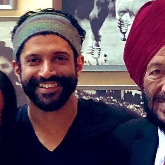'You have touched our lives': Farhan Akhtar mourns demise of legendry sprinter Milkha Singh