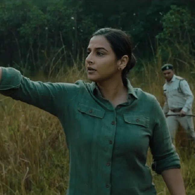 Watch: Vidya Balan turns forest officer in 'Sherni trailer'; film to release on Amazon Prime on THIS date