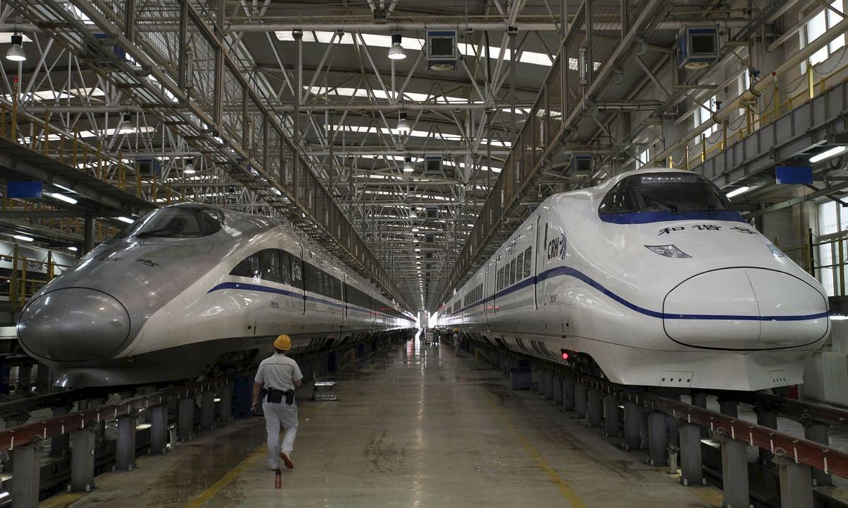 Maharashtra minister bats for development of Mumbai-Aurangabad-Jalna-Nanded-Hyderabad bullet train