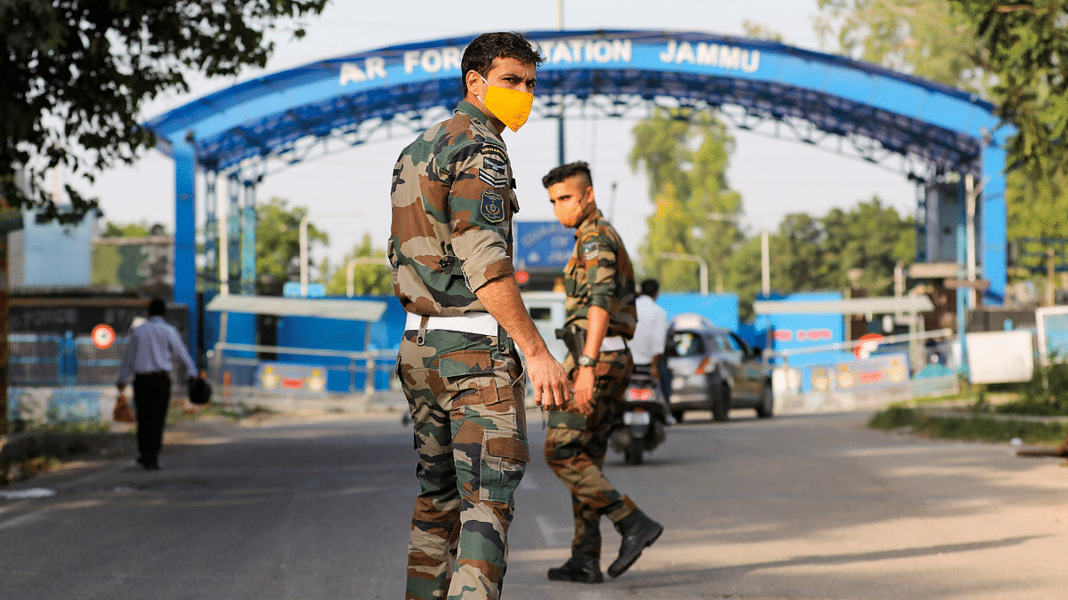 DRONE ATTACK: WARNINGS FROM ARMED FORCES, HOME MINISTRY TOO