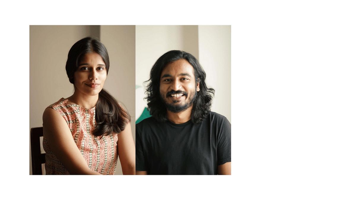 The Switch Fix Co founders Rhea Shukla, Abhishek Kumar