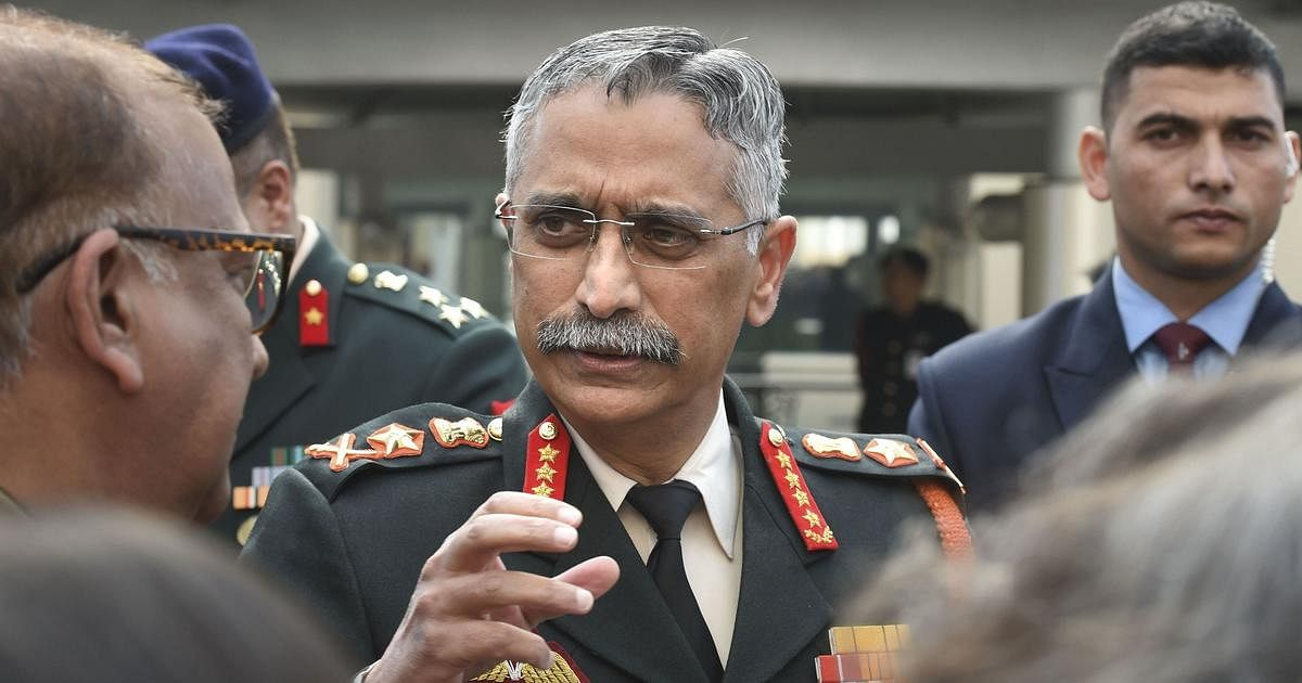 Army top brass reviews 'threat' from China, Pakistan
