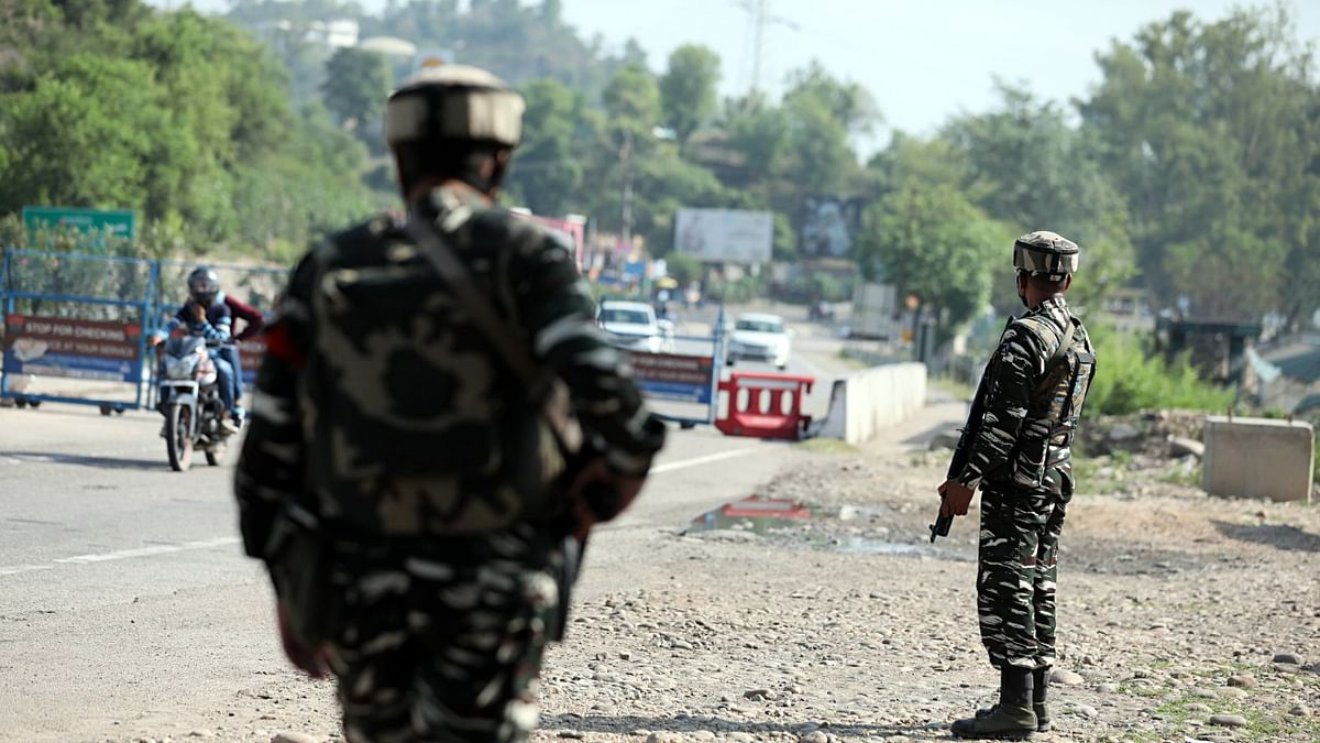 Jammu: Days after attack on airbase, Army spots another drone in Kunjwani area