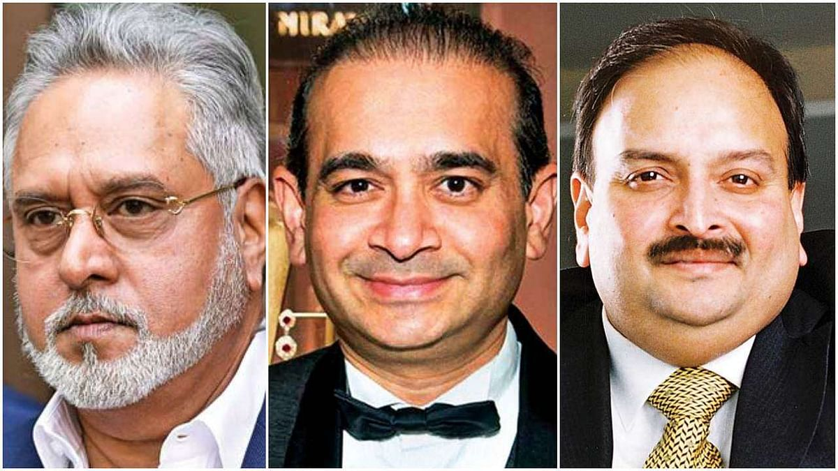 ED transfers attached assets of Vijay Mallya, Nirav Modi and Mehul Choksi worth Rs 8441.5 cr to public sector banks