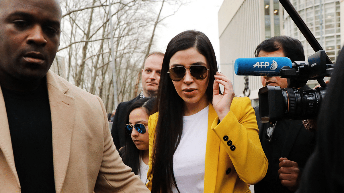'Didn't expect this': Drug kingpin El Chapo's wife pleads guilty to drug trafficking; Twitterati appalled