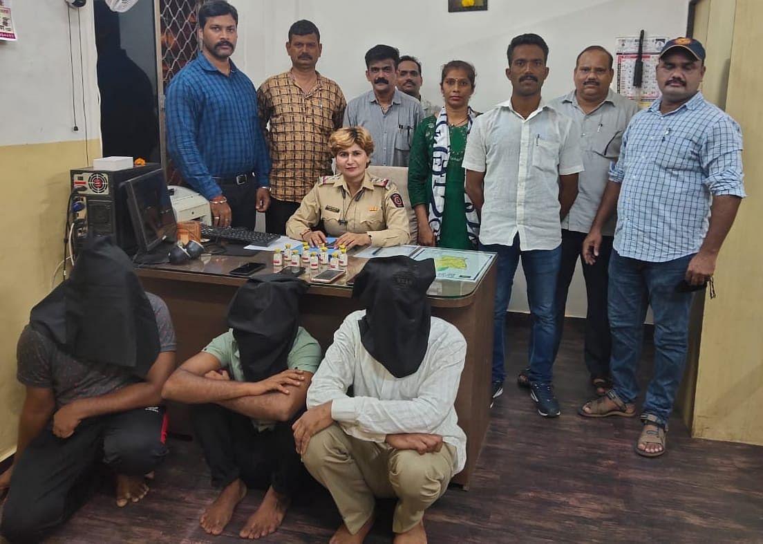 Mumbai: 3 held for black-marketing black fungus injection vials