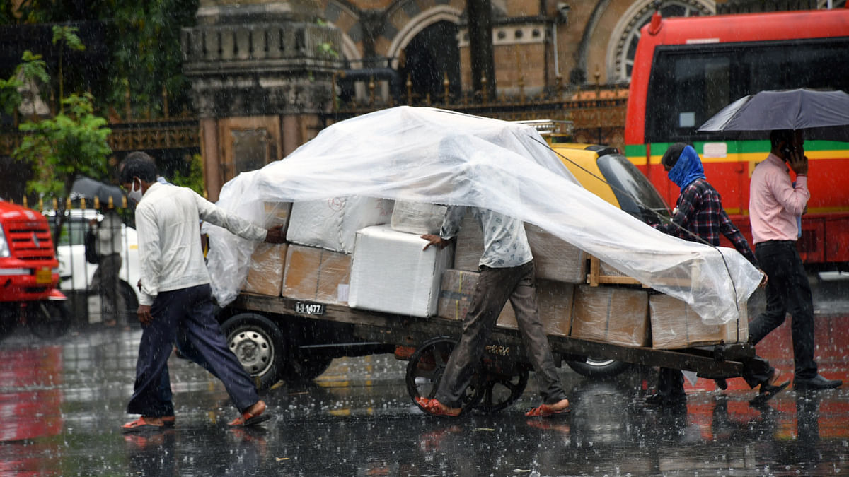Mumbai weather update: IMD predicts moderate rainfall with possibility of heavy rains for city today