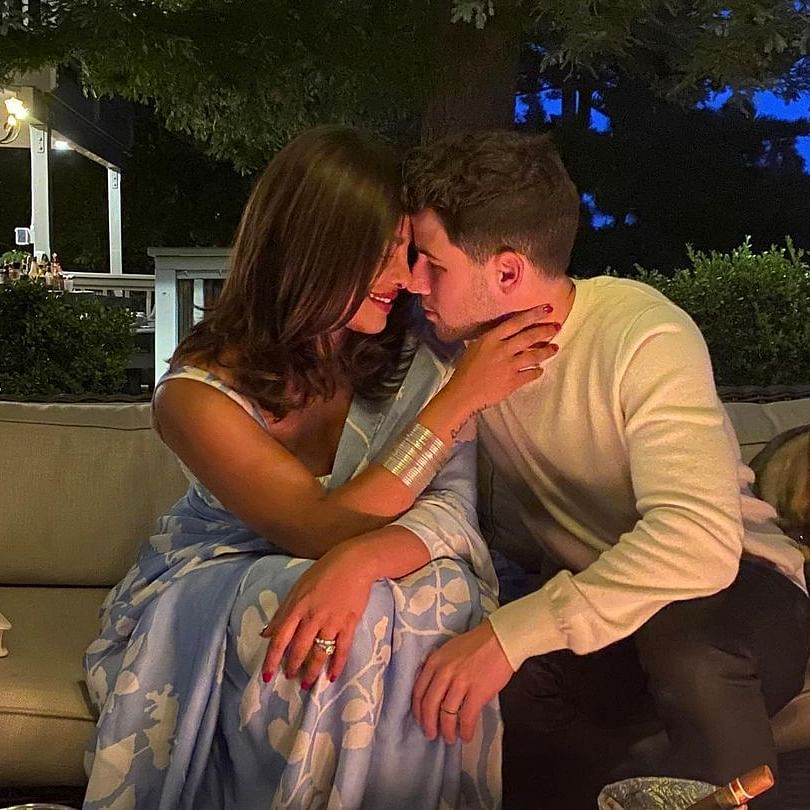 'Missing my heart': Nick Jonas shares a romantic post for Priyanka Chopra as he misses her