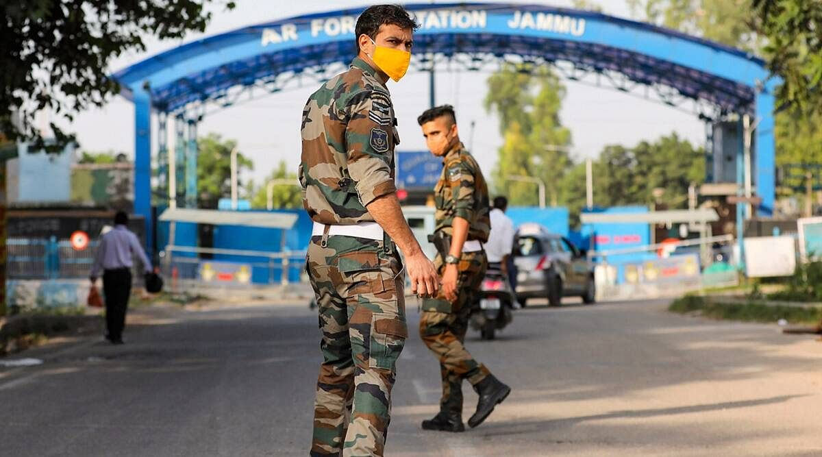 Jammu blast: Preliminary probe suggest drones took off from close to air base
