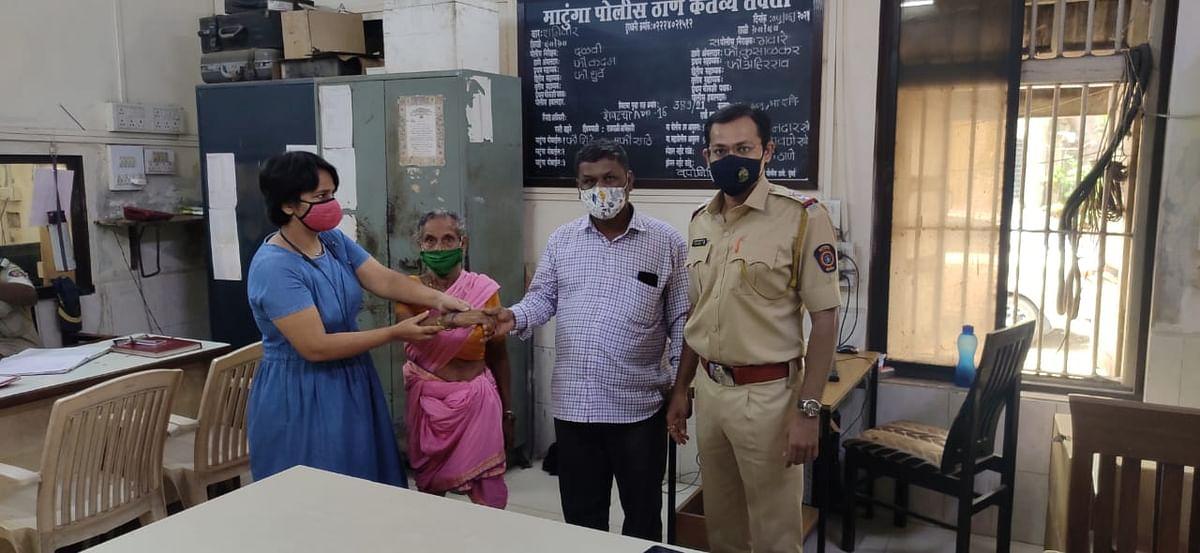 Mumbai: Police, NGO reunite missing 70-yr-old woman with family
