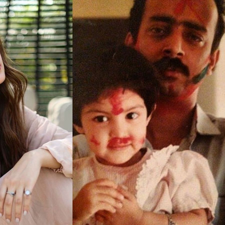 'I'm sorry times have been tough': Rhea Chakraborty pens emotional note for her dad on Father's Day