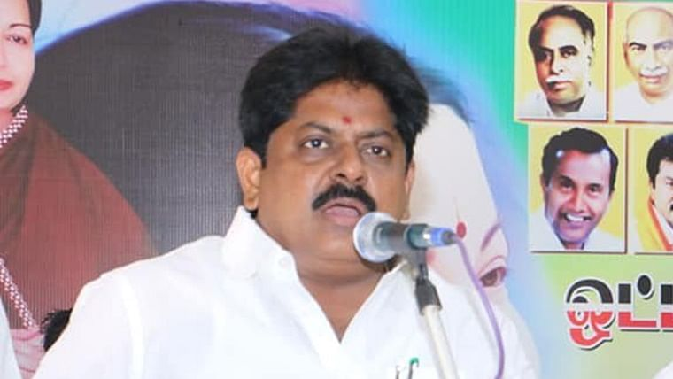 Ex-AIADMK minister M Manikandan arrested in Bengaluru for allegedly raping Malaysian woman