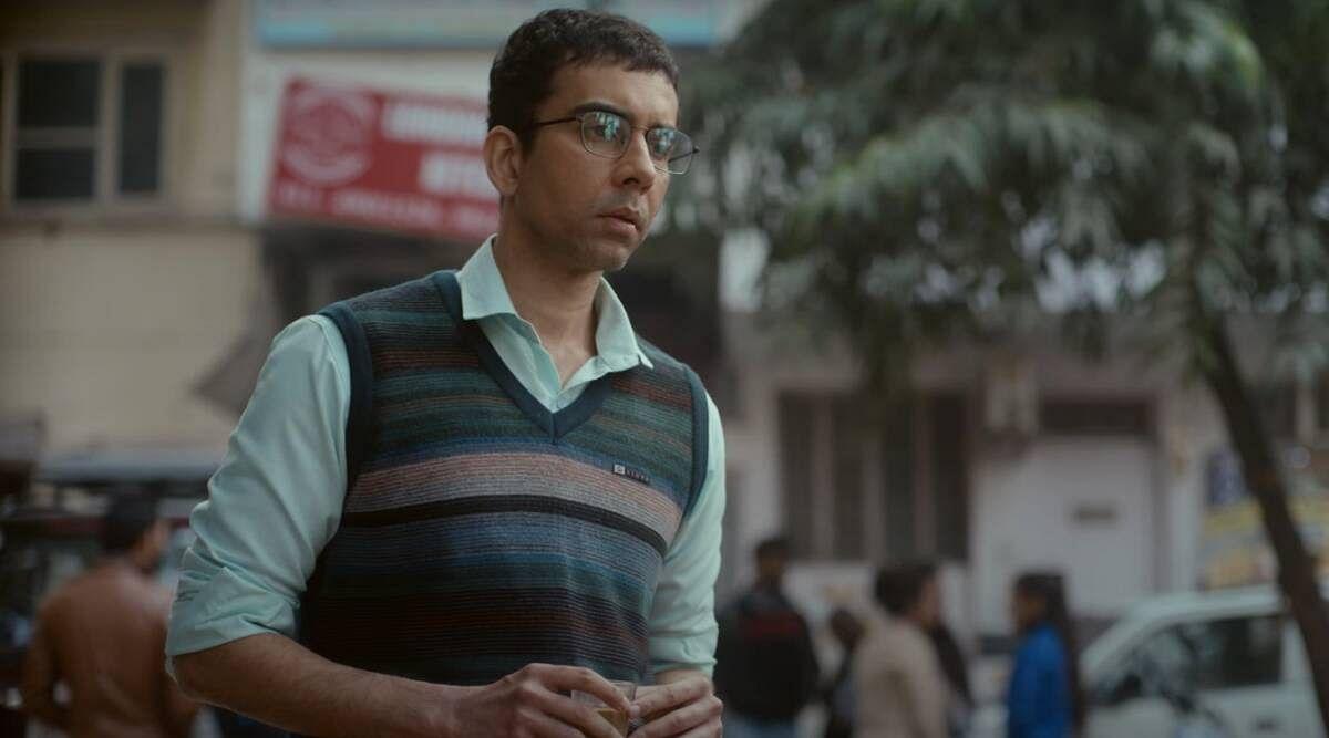 Naveen Kasturia in 'Aspirants'