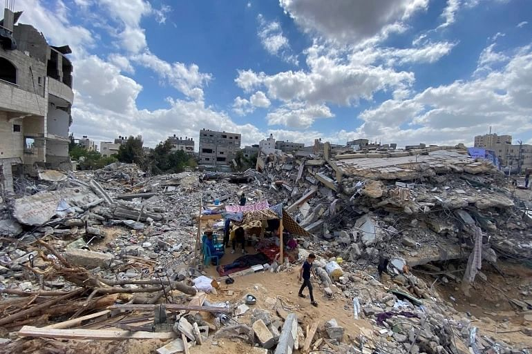 Gaza's bereaved civilians fear justice will never come