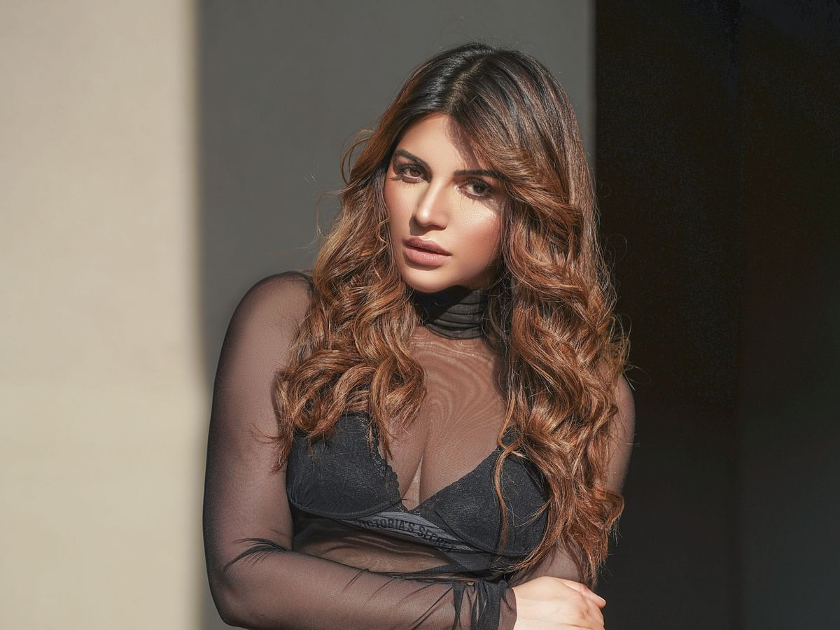 'My journey has given me a lot as an actor', says Shama Sikander
