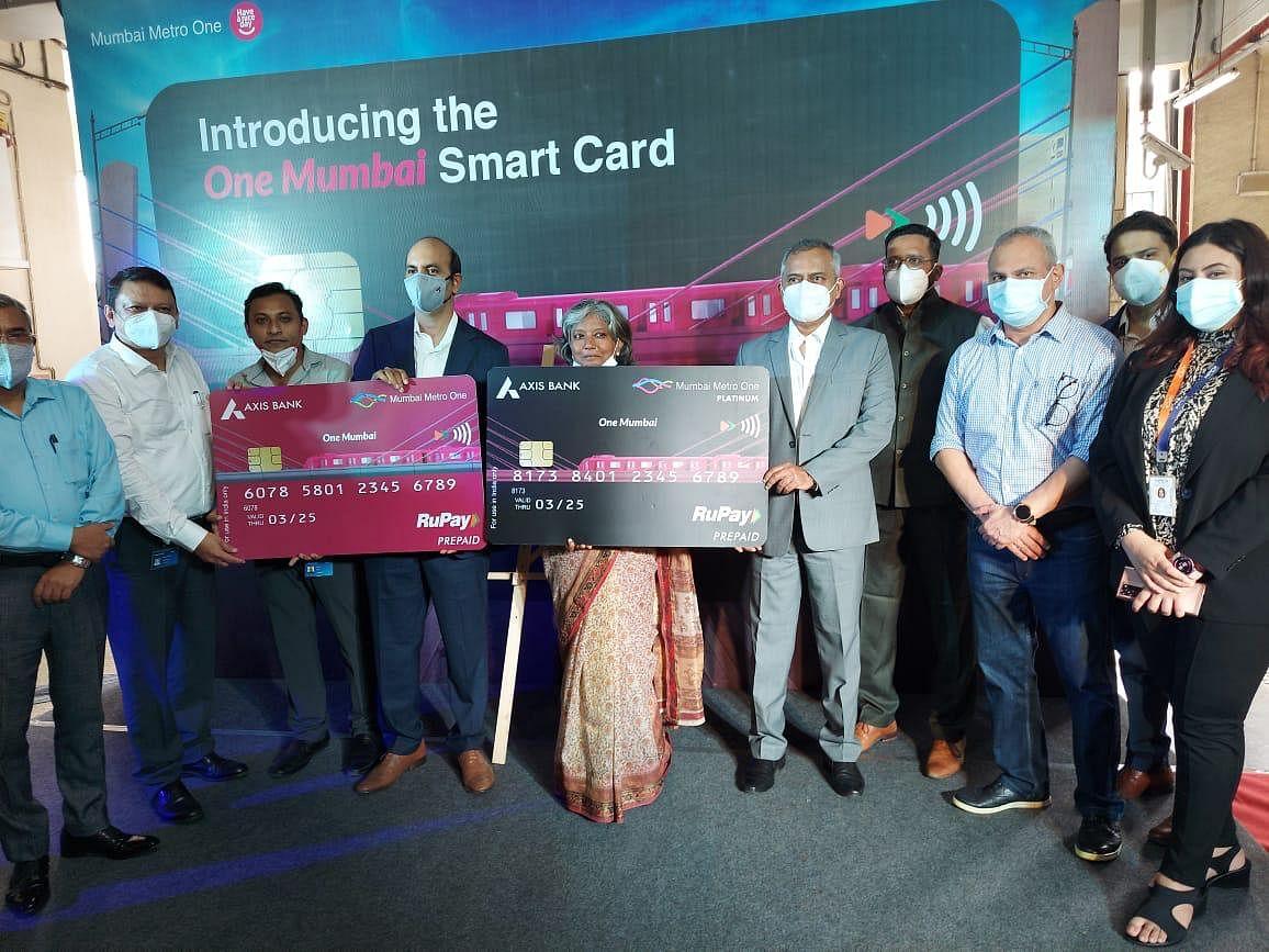 Mumbai Metro One launches 'One Mumbai' smart card