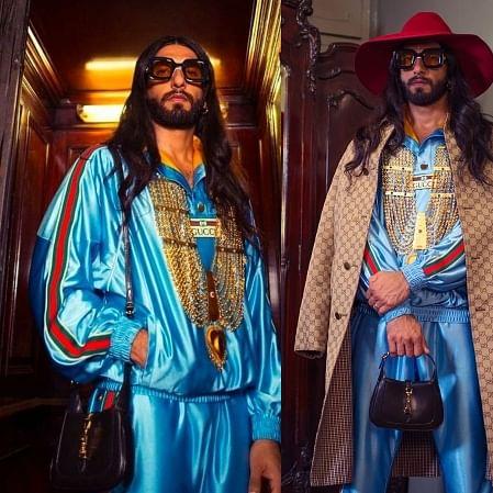 'Uff you are something else': Ranveer Singh's androgynous fashion experiment leaves Alia Bhatt, Arjun Kapoor stunned