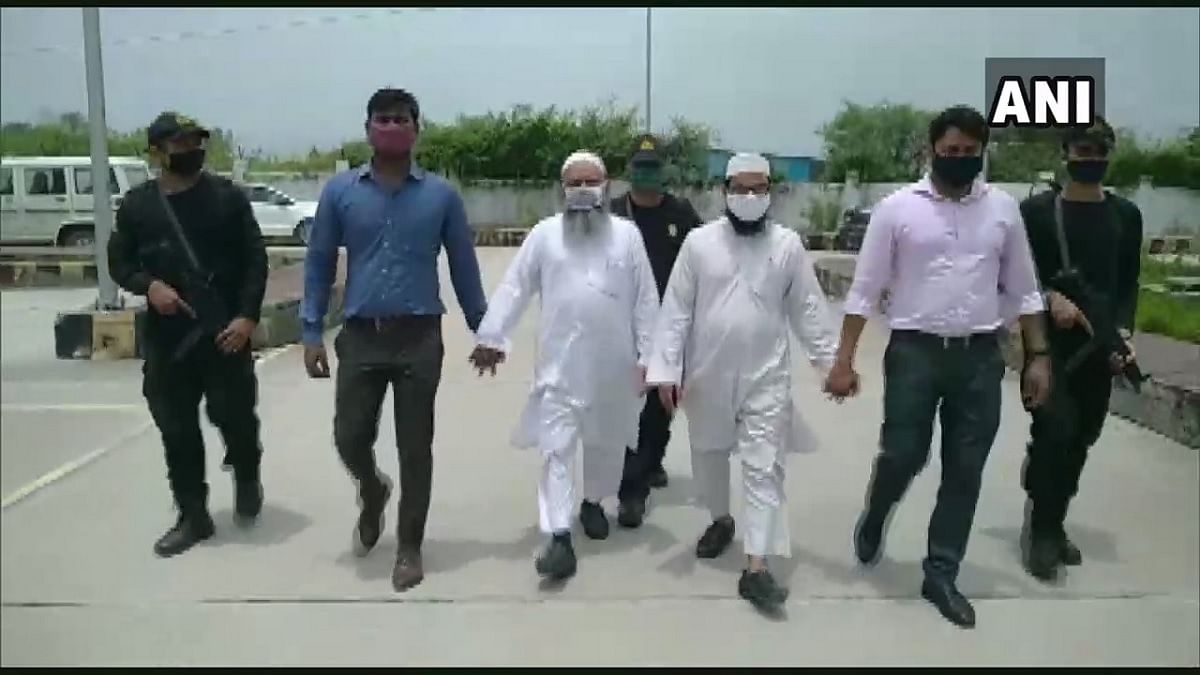 UP ATS nab two clerics on religious conversion charges, more than 1,000 converted