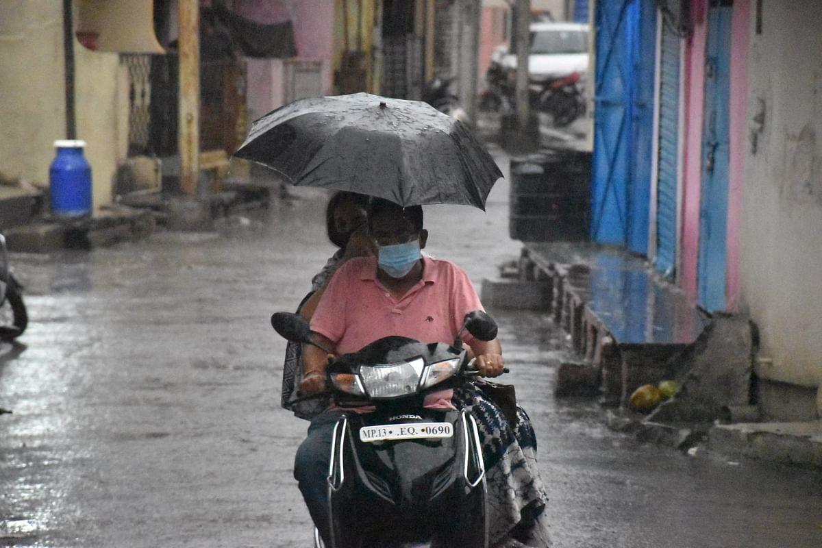 Ujjain: City gets rain during Rohini again