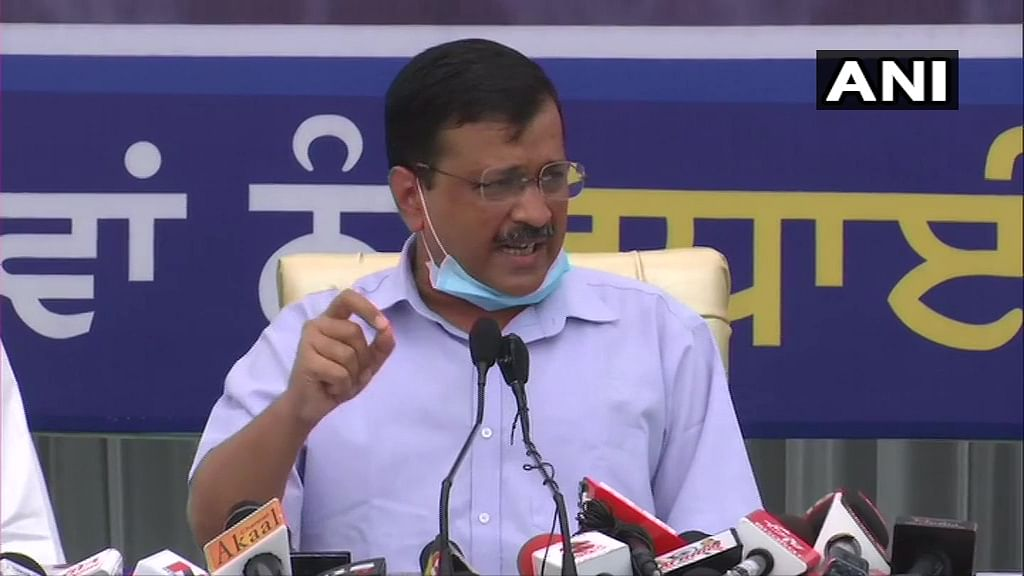 Delhi CM Arvind Kejriwal promises 300 units of free electricity for every family, waiver of old bills if AAP wins Punjab polls