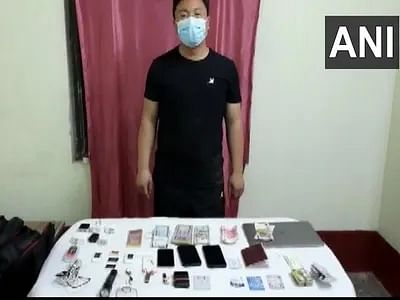 Chinese national intercepted by BSF had taken 1,300 Indian SIMs to China