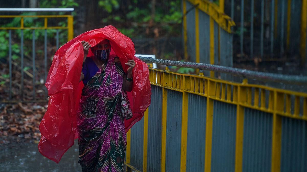 Mumbai: Latest updates - Heavy rains in Mumbai cause waterlogging, traffic snarls