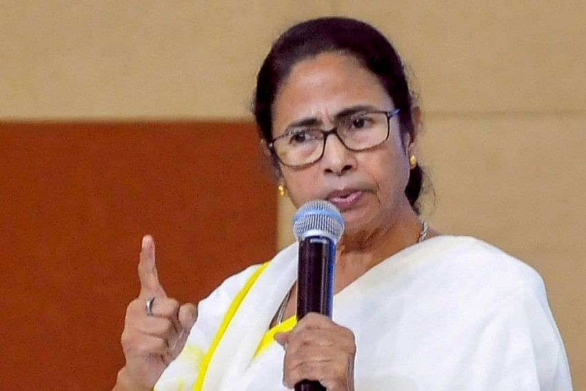 We want to see 'sacche din', saw enough of 'achhe din': West Bengal CM Mamata Banerjee in Delhi
